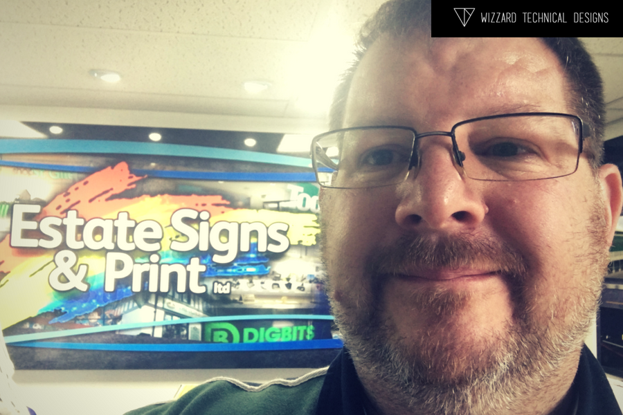 Estate Signs and Print Ltd, (Rugeley) improve their email
