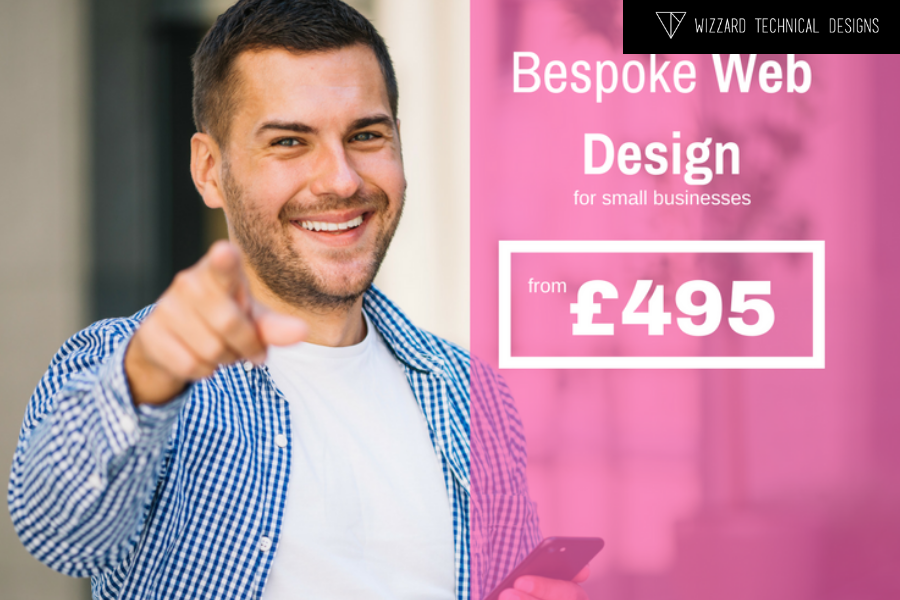A New WordPress Website £495