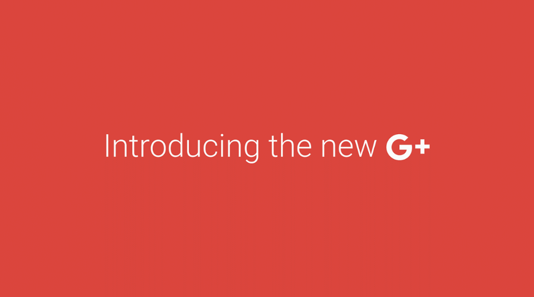 Google+ to be Reborn