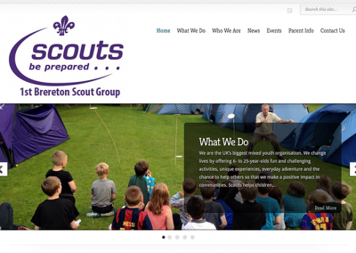 1st Brereton Scout Group