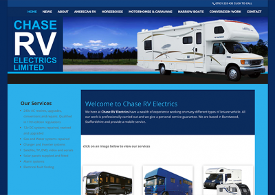 Chase RV Electrics