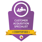 Osmond Maguire Certified Customer Acquisition Specialist