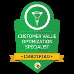 Osmond Maguire Certified Customer Value Optimization Specialist