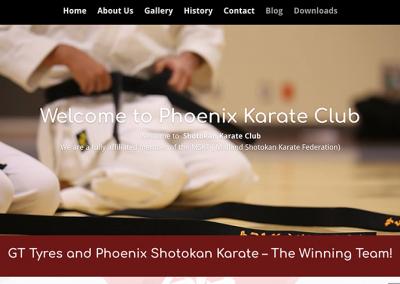 Phoenix Shotokan Karate