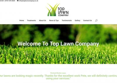 Top Lawn Company